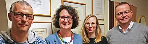 Kristina Lenarz ist die neue Abteilungsvorsitzende - Foto: Heim